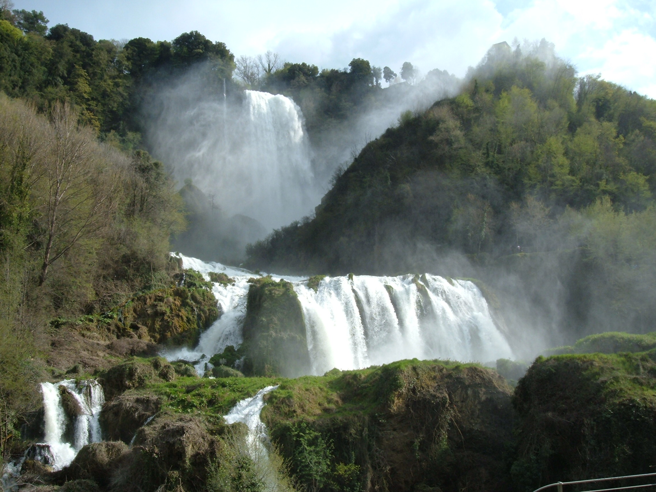 cascate delle marmore